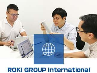 ROKI GROUP International